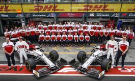 2019 Australian Grand Prix - Alfa Romeo Racing-43