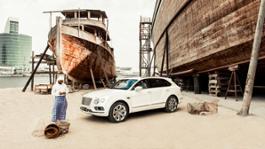 Bentley 'Pearl of the Gulf' Hero