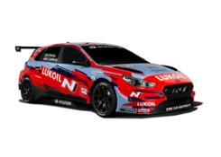 WTCR i30N TCR BRC Hyundai N Lukoil Racing Team