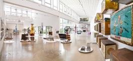 Gelato Museum - panoramic