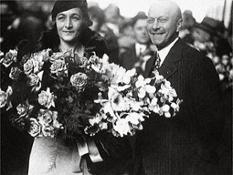 Giorgina ed Andre foto 1 (1933 circa)