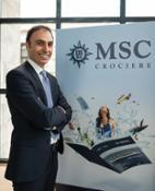 MSC Crociere ANDREA GUANCI Direttore Marketing Italia