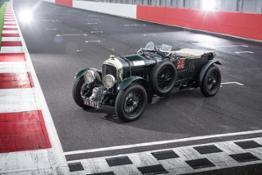 Bentley Blower 1