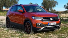 2019 VW T-Cross Test Review IMG 2660