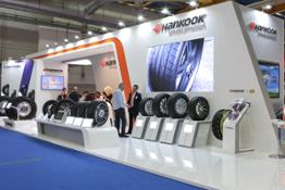 20190325 Hankook presents innovative solutions at the Autopromotec 2019