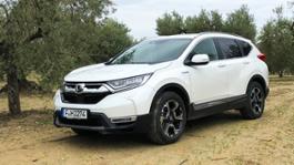 2018 Honda CR-V Hybrid IMG 9496