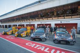CUPRA-powers-two-teams-at-the-WTCR2019 01 HQ