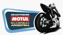 Motul MotoGP Argentina logo