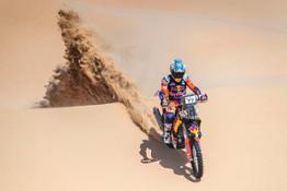Luciano Benavides - KTM 450 RALLY - 2019 Abu Dhabi Desert Challenge