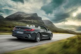 Photo Set - The new BMW 8 Series Convertible_