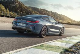 Photo Set - The new BMW 8 Series Coupe_