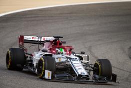 Test 03 Bahrain - Alfa Romeo Racing-31