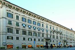 Palazzo-Doria-Pamphilj-Roma travertino romano