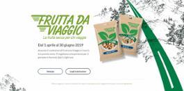 Frutta da Viaggio - Home Page Promo