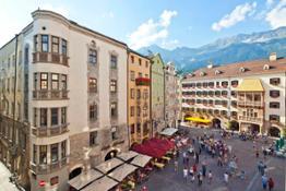 Innsbruck DownTown-GoldenRoof 2 B