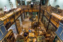 Leakey's Bookshop in Inverness (leakey's bookshop facebook fanpage)