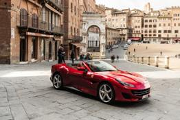 Ferrari Portofino Chianti 3