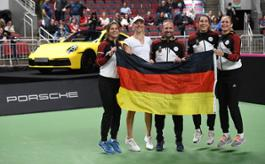3639548 porsche team germany fed cup riga 2019 porsche ag