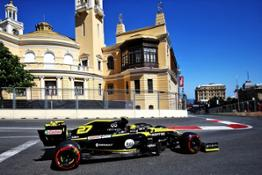 21225529 Grand Prix de Formule 1 d Azerbaijan 2019