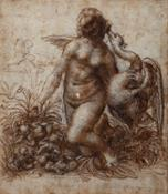 Leonardo da Vinci, Leda and the Swan