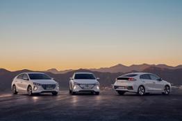 New Hyundai IONIQ Range (1)