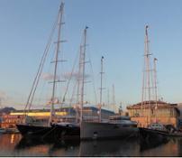 Perini Navi Yard and HQ - Viareggio-min