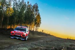 Citroen Racing Day 1 Rally Cile 2019 C3 WRC (4)