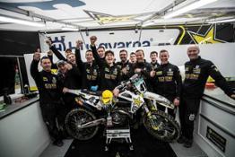 Pauls Jonass - Rockstar Energy Husqvarna Factory Racing