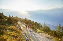 InnsbruckTrek Il piacere delle escursione a lunga percorrenza senza bagaglio - 1