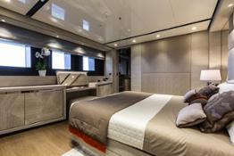 VIP cabins