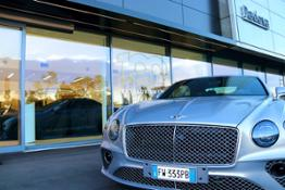 Bentley Padova Showroom (1) HERO