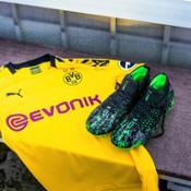 19AW Social TS BVB HOME-Shirt 1x1 1