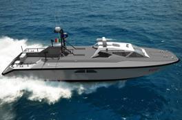 Baglietto Navy  Fast Fighting craft - prospettica 1  (1)