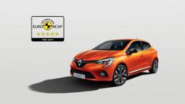 21226052 2019 - CLIO 5 Etoiles Euro Ncap