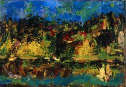 3-Ennio-Morlotti-Paesaggio-sul-fiume-Adda-1955 Barilla.