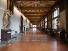 Terzo Corridoio Uffizi