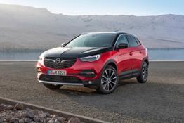 Opel Grandland X All-Wheel Drive Plug-In Hybrid