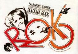 Pensatevi Liberi BolognaRock flyer