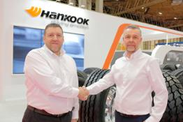 20190606 Hankook Tyre UK announces new TBR Sales Manager