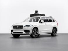 254701 Volvo Cars and Uber present production vehicle ready for self-driving