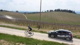 60 - Cassani Ambassador Suzuki e inizio Giro U23 (2)