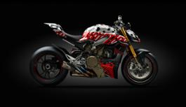 01 Ducati Pikes Peak International Hill Climb 2019 Streetfighter Prototype UC74719 High