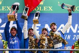 21228034 2019 - 24 Hours of Le Mans