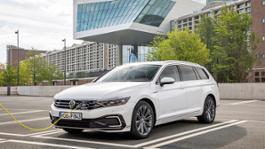 2019 VW Passat GTE DB2019AU00618
