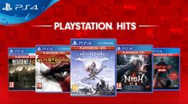 PlayStation Hits banner