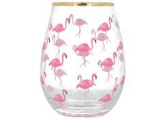 KUNZI CreativeTops Flamingo glass 5226396