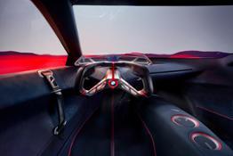 BMW Vision M NEXT - Beauty Interior