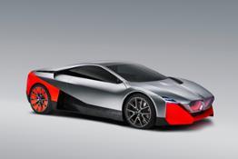 BMW Vision M NEXT - Studio