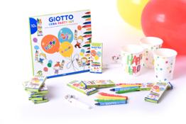 GIOTTO Party Set cera (2)