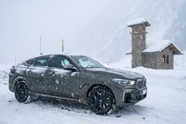 Photo Set - Nuova BMW X6 - statiche